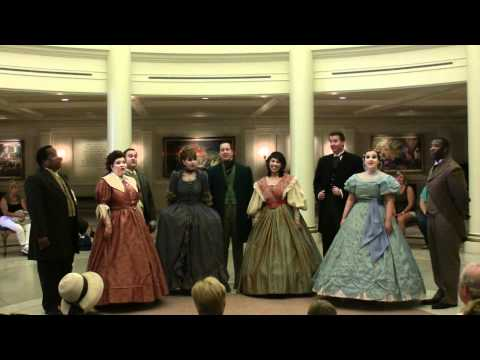 Listen to The Voices of Liberty at Epcot's American Adventure Pavilion – Episode 160