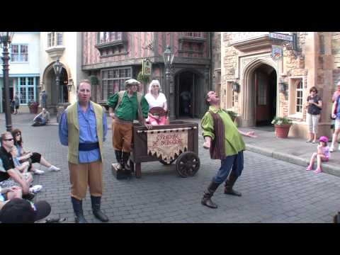 The World Showcase Players – Episode 163