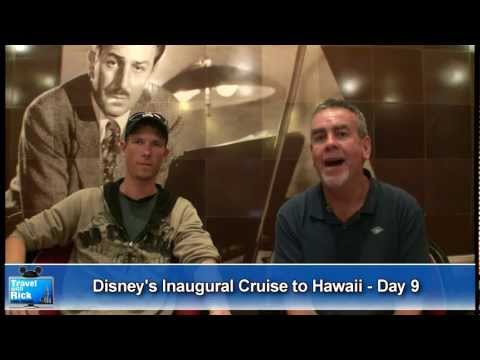 Disney's Inaugural Cruise to Hawaii – Day 9