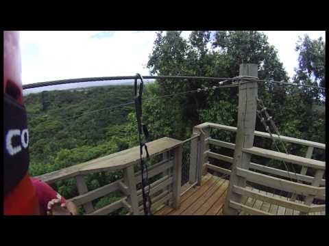 Ziplining Adventures in Hawaii – Episode 166