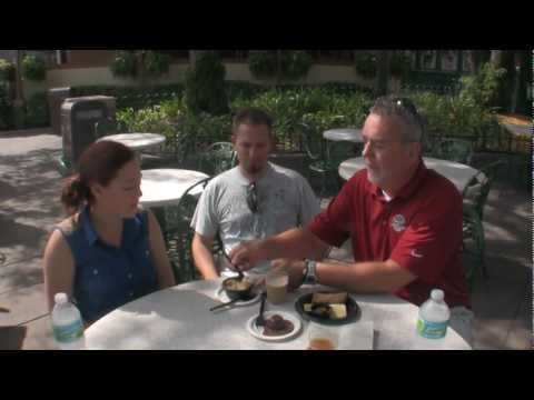 Epcot's Food and Wine Festival 2012 – Day 10: Ireland