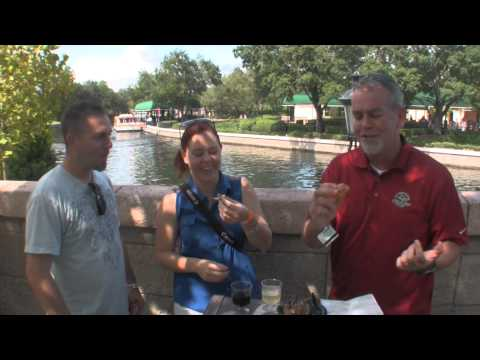 Epcot's Food and Wine Festival 2012 – Day 11: France