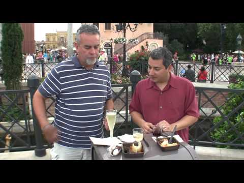 Epcot's Food and Wine Festival 2012 – Day 17: Italy with Rhino Ken