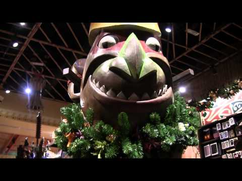 Polynesian Resort Decoration: Day 15 – 25 Days of Christmas