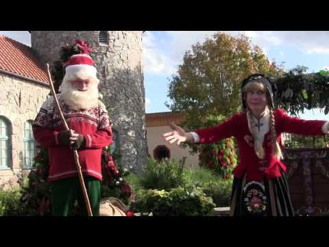 Epcot Holiday Storytellers: Day 19 – 25 Days of Christmas