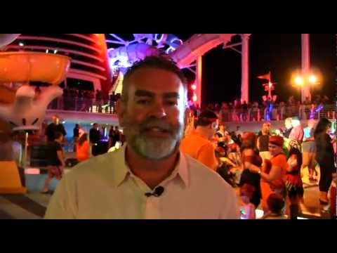 Pirate Night on the Disney Dream – Episode 191