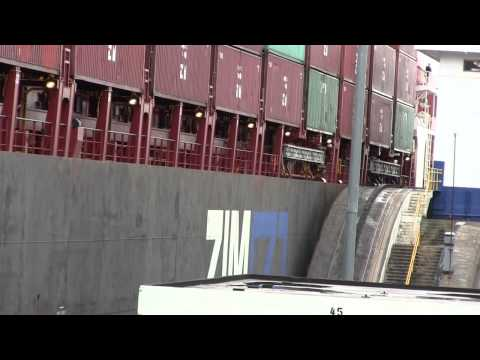 A Journey Through the Gatun Locks of the Panama Canal – Episode 193