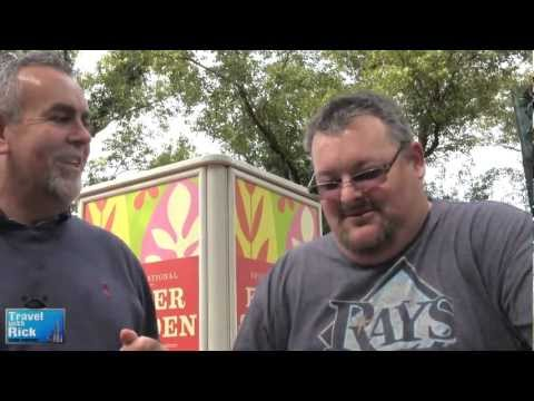 Epcot International Flower and Garden Festival, Part 2 with John Donahue - Episode 198