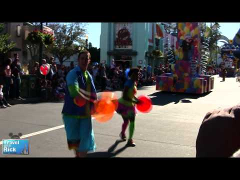 "Pixar Pals' ""Countdown to Fun"" Parade - Episode 201"