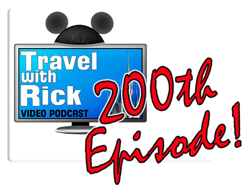 Travel With Rick's 200th Episode