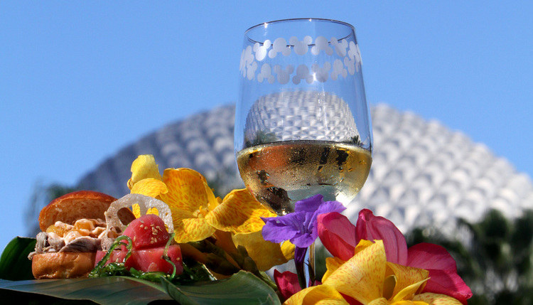 International Food And Wine Festival Epcot Menu