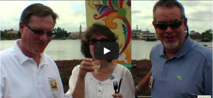 australia marketplace epcot food and wine