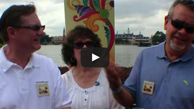 Brazil Market Place with Rick Howard, Bob Sikon Mary Sikon