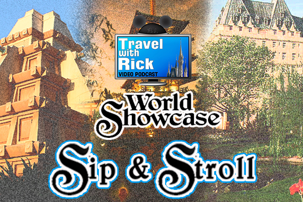 Travel With Rick Sip and Stroll