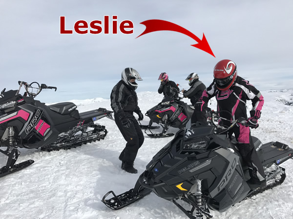 les-snowmobile