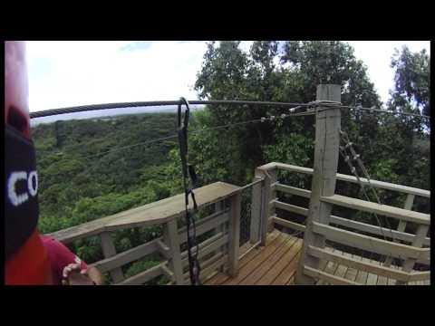 Ziplining Adventures in Hawaii – Episode 166