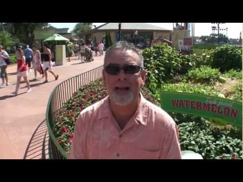 Recovering from Epcot's 2012 Food & Wine Festival, Sailing Ship Columbia in Disneyland